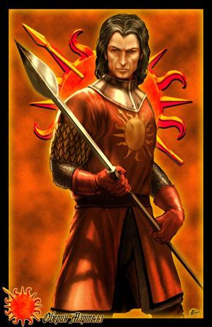 Archivo:Oberyn Martell by Amoka©.jpg