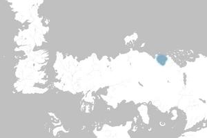 Mapa Canal del Leviatán