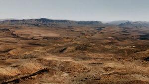 Desierto Rojo HBO