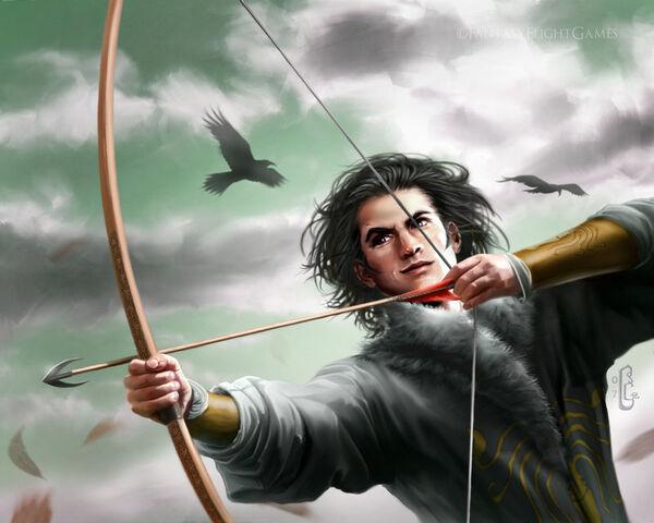 Archivo:Theon Greyjoy by quickreaver©.JPG