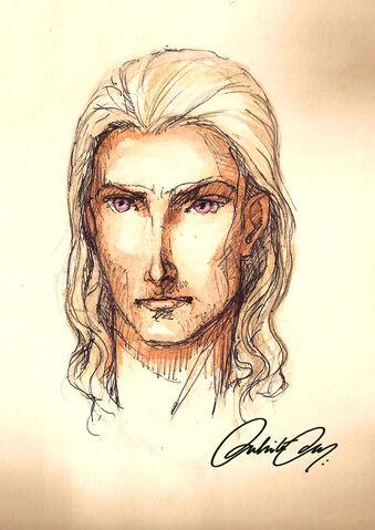 Archivo:Viserys Targaryen by Duhita Das©.jpg
