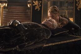 Cersei funeral Tywin HBO