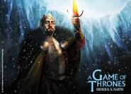 Stannis Baratheon by Alexandre Dainche, Fantasy Flight Games©