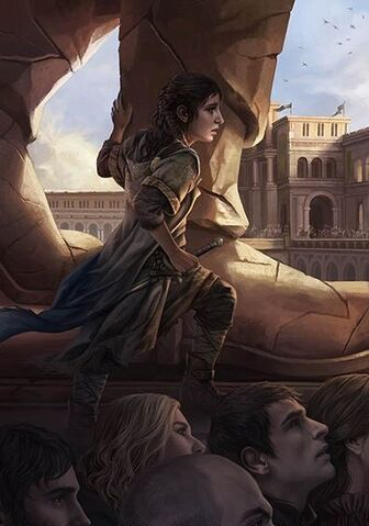 Archivo:Arya by Magali Villeneuve©.jpg