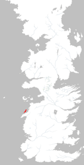 Mapa Isla Bella