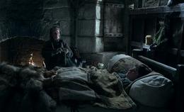 Vieja Tata y Bran HBO