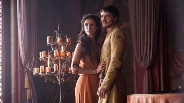 Archivo:Ellaria y Oberyn HBO.jpg