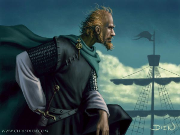 Archivo:Paxter Redwyne by Chris Dien, Fantasy Flight Games©.jpg