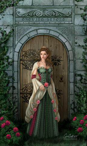 Archivo:Margaery Tyrell por Carrie Best©.jpg