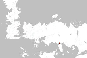 Mapa Qarth