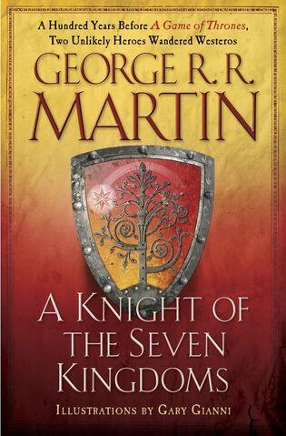Archivo:A Knight of the Seven Kingdoms portada.jpg