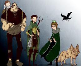 Fellowship of Bran by SirHeartsalot©.jpg