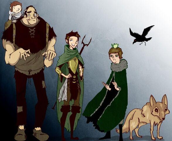Archivo:Fellowship of Bran by SirHeartsalot©.jpg