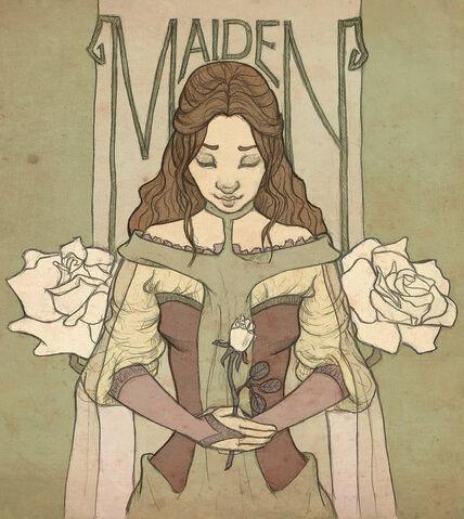 Archivo:The Maiden by ~mustamirri©.jpg