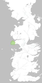 Mapa Cabo Kraken