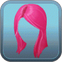 LONG STRAIGHT (PINK)