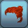 MESSY MAN-BUN (RED)