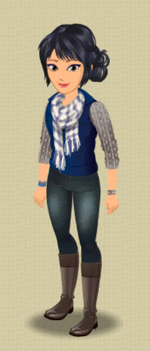 FEMALE OUTFIT (COZY FRESH)