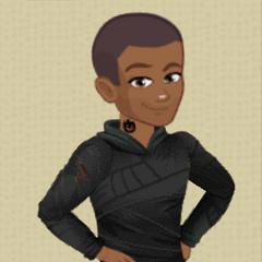 Male Level 10 Parkour Outfit