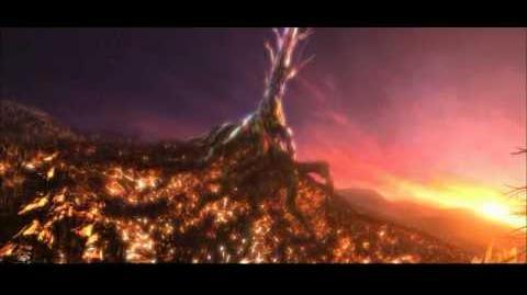 Warcraft Lore Night Elf wisps kill Archimonde and save the World Tree!