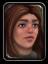 Icon dwarf female