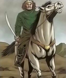 Highlander mongol 2