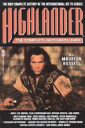 Highlander the complete watchers guide