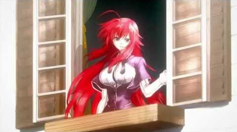 High School DxD Born OP ハイスクールDxD BorN OP