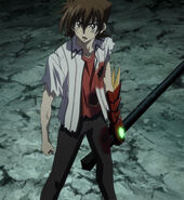 Issei Hyoudou/Anime Gallery