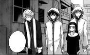 Devil priest clothings manga