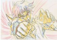 Saji season 3 animator sketch