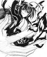 Rias P.O.D. - Animator Sketch