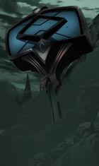 The mighty hammer, Mjölnir