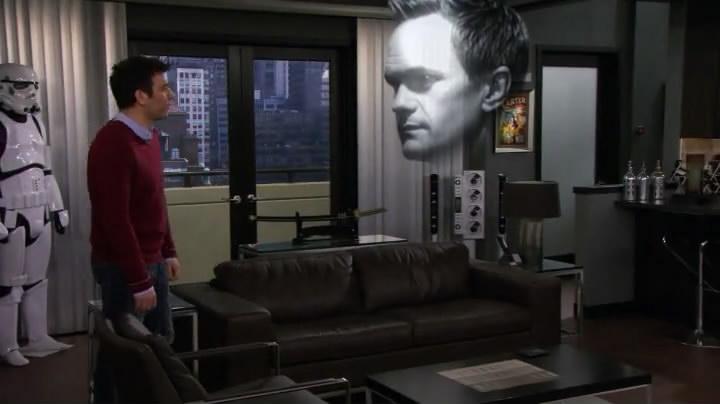 Barney Stinson Wohnung