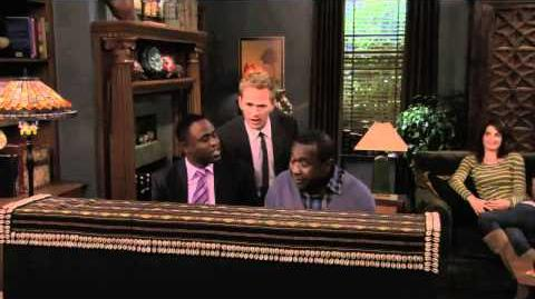 HIMYM Barney stand by me (extended) HD