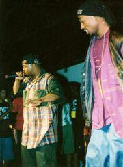 MC Breed & 2Pac