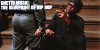 Ghetto Music: The Blueprint of Hip Hop