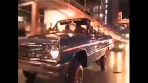 Layzie Bone - Tonight Feat. Nate Dogg Warren G (Lowrider Video)
