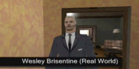 Wesley Brisentine