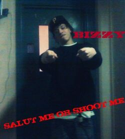 BizzyAKA no love