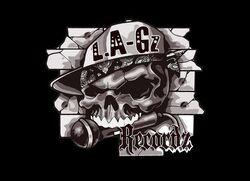 L.A-Gz Recordz (logo)
