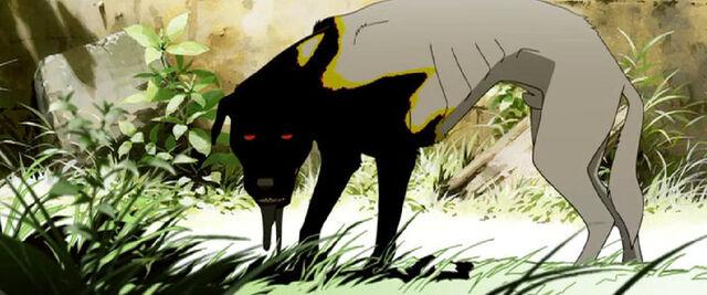 File:Beyond bedeviled dog Animatrix.jpg