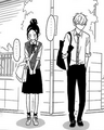 Suzume and Mamura standing next to each other.png