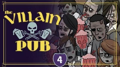Villain Pub - Zombie Night