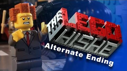 The Lego HISHE 2 (The Alternate Ending)