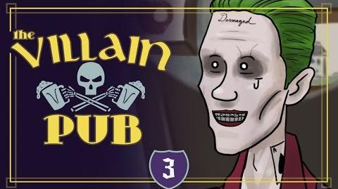Villain Pub - The New Smile