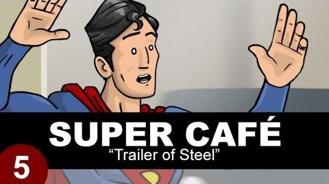 Super Cafe Trailer Of Steel