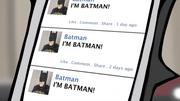 Batman's tweets
