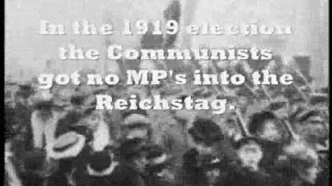 Weimar 1918-1923