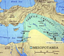 The Births of the Fertile Crescent and the Akkadian Empire, the Rise of the World's First Civilization of the Middle East